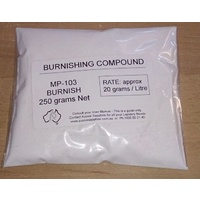 Burnishing Compound (MP103) for Metal Polishing