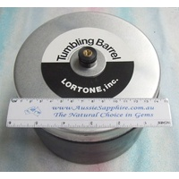 Lortone Spare 4 Pound Barrel to suit the 45C Tumbler