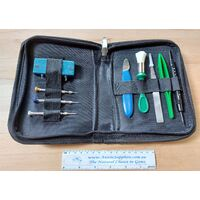 Loupe Gift Set in Presentation Box: Loupe, Grabber, Tweezers