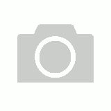 "6"" Solid Aluminium End Plates Full Face - you select Thread"