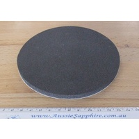 "5"" Soft Rubber Pad with PSA backing for cushioning"