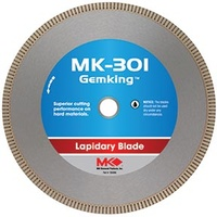 "8"" x 0.040"" x 5/8"" MK301 Gemking Diamond Blade (200mm diameter)"