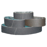 "Silicon Carbide Belt 3""x41.5"", for Sanding/Linishing"