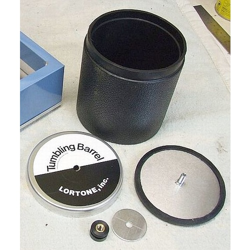 Lortone Spare 3lb Barrel to suit 3A or 33B Rotary Tumbler