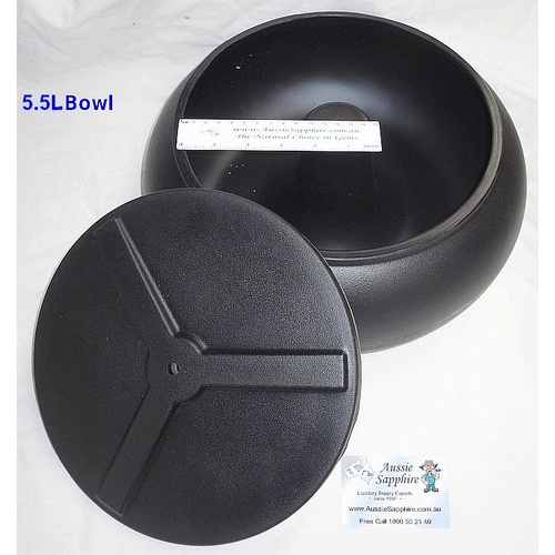 Spare bowl for the Thumler UV-18 with Lid